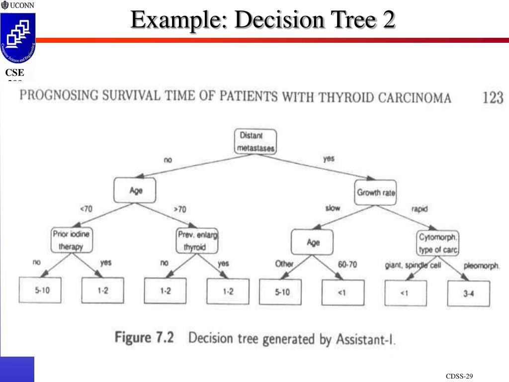 Example: Decision Tree 2