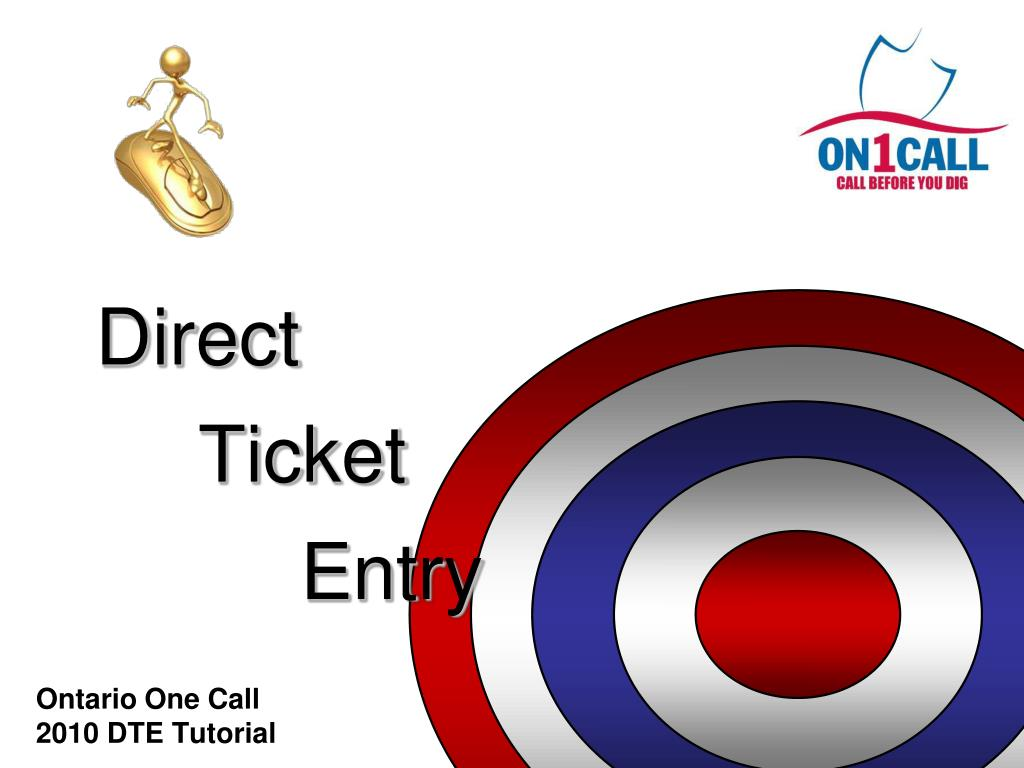 direct ticket entry l.