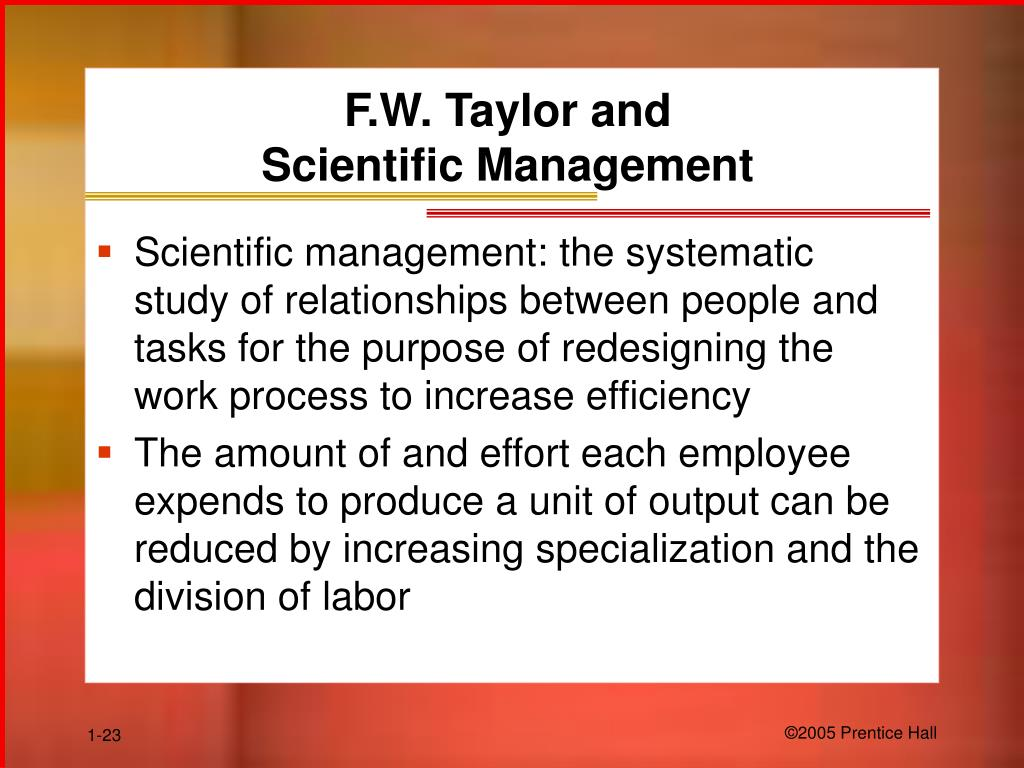 "advantages and disadvantages of taylorism scientific management Scientific management and the today organisations essay advantages and disadvantages of scientific at the present­day corporate management, ""post."