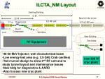 ilcta nm layout