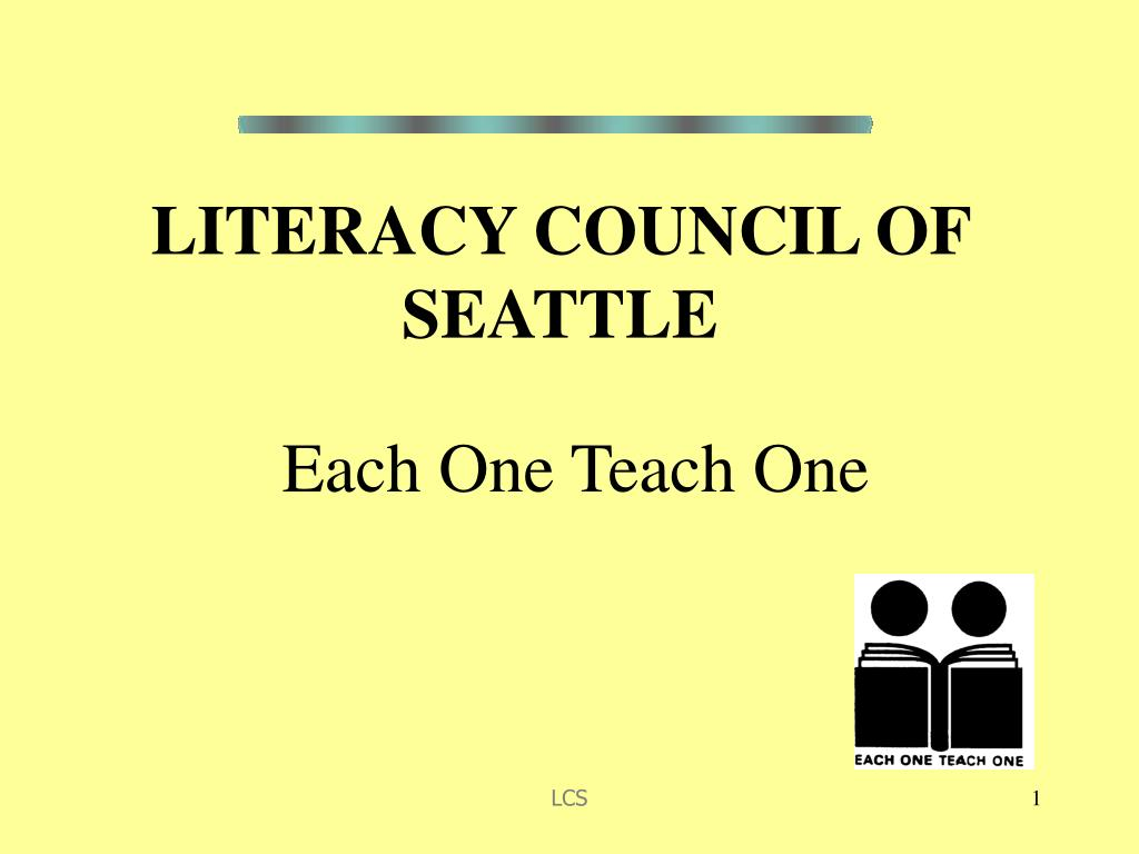 literacy council of seattle