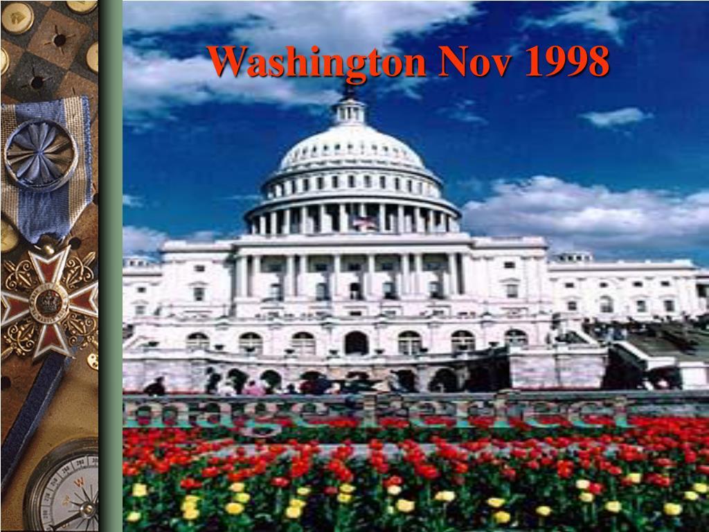 Washington Nov 1998