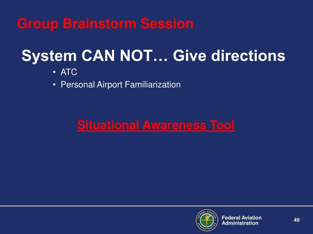 Group Brainstorm Session