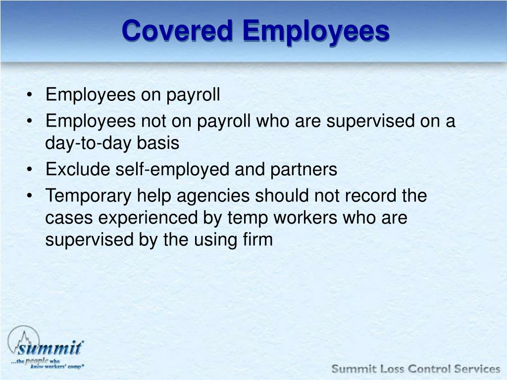 Covered Employees