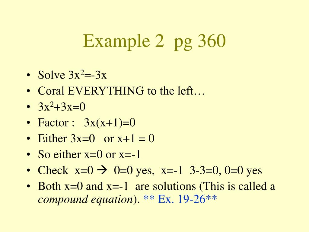 Example 2  pg 360