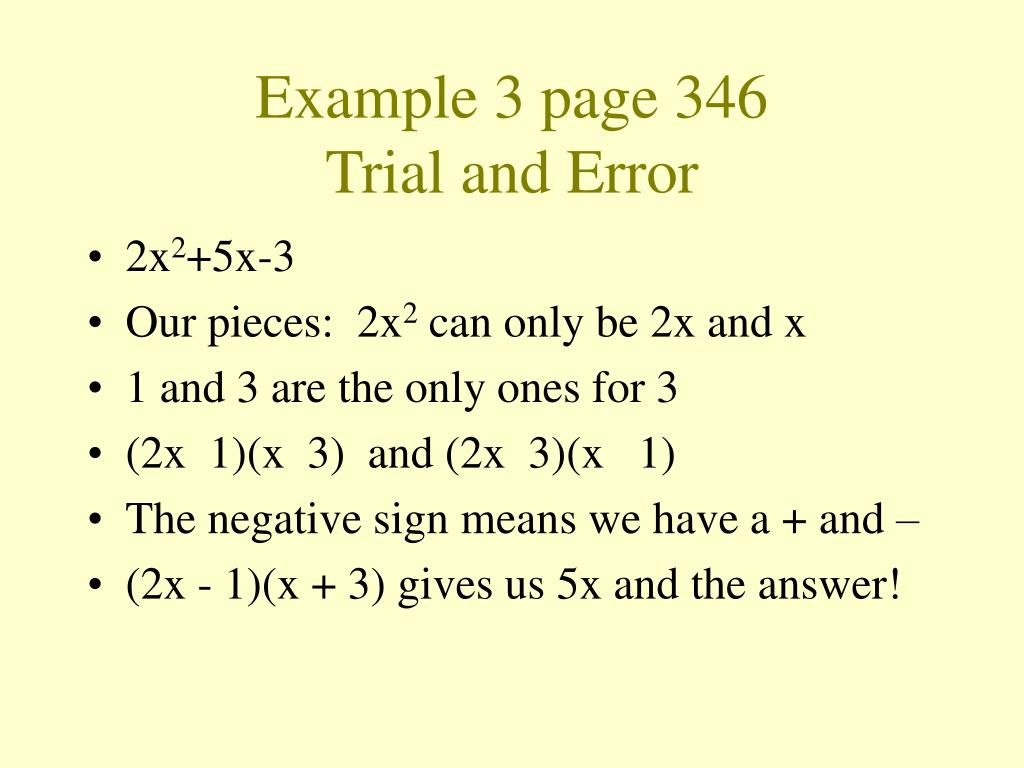 Example 3 page 346