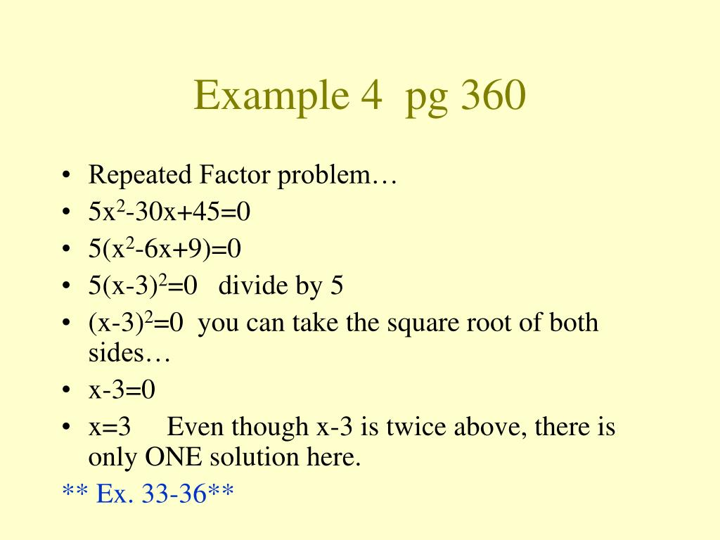 Example 4  pg 360