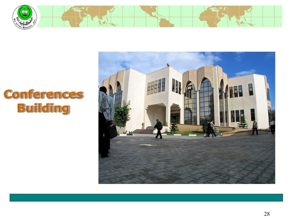 Conferences Building