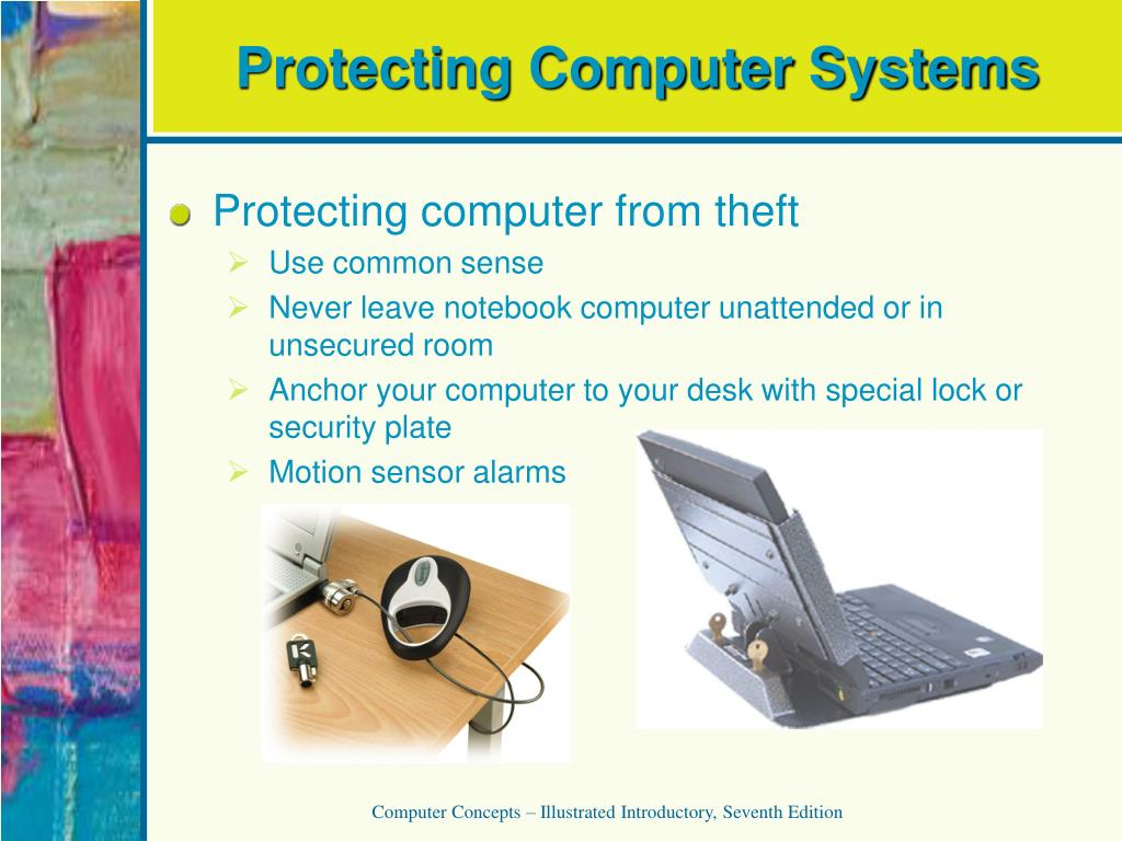 Protecting Computer Systems