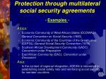 protection through multilateral social security agreements examples14