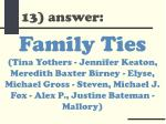 13 answer