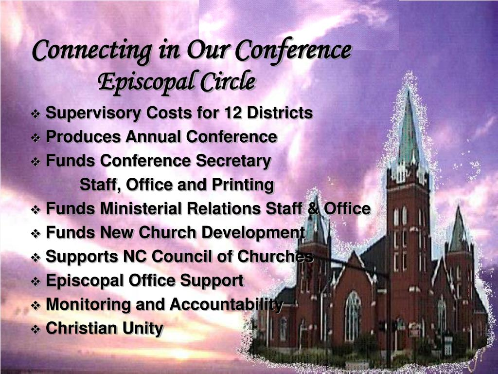 Connecting in Our Conference