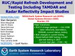 noaa earth system research lab esrl global systems division gsd boulder co