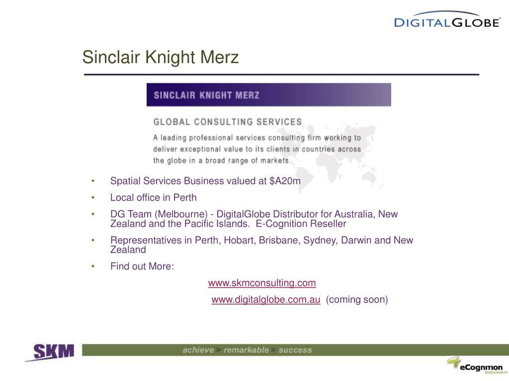 Sinclair Knight Merz