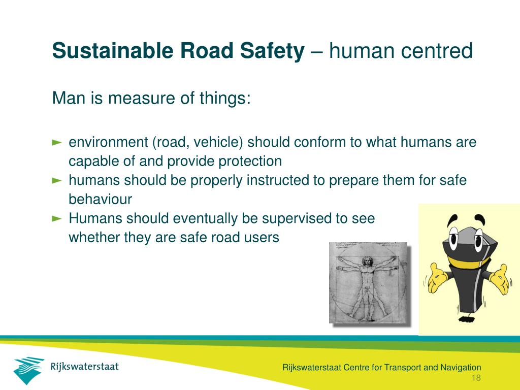 Sustainable Road Safety
