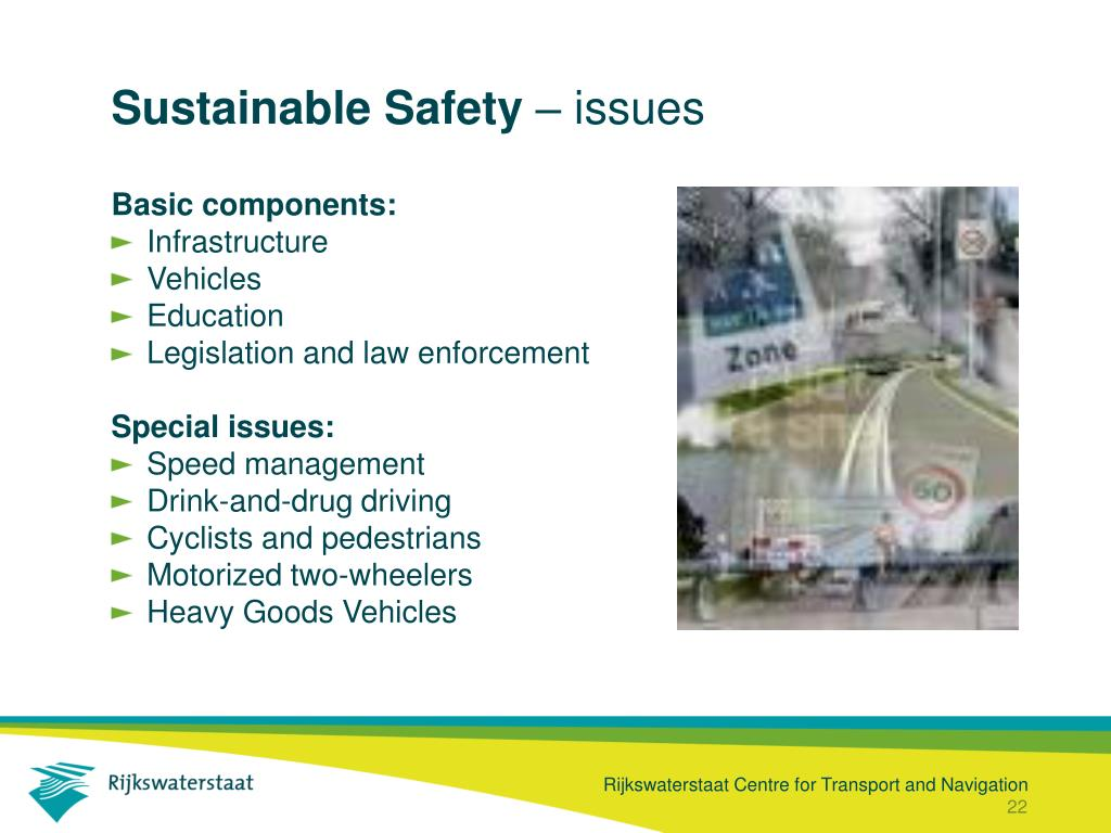 Sustainable Safety