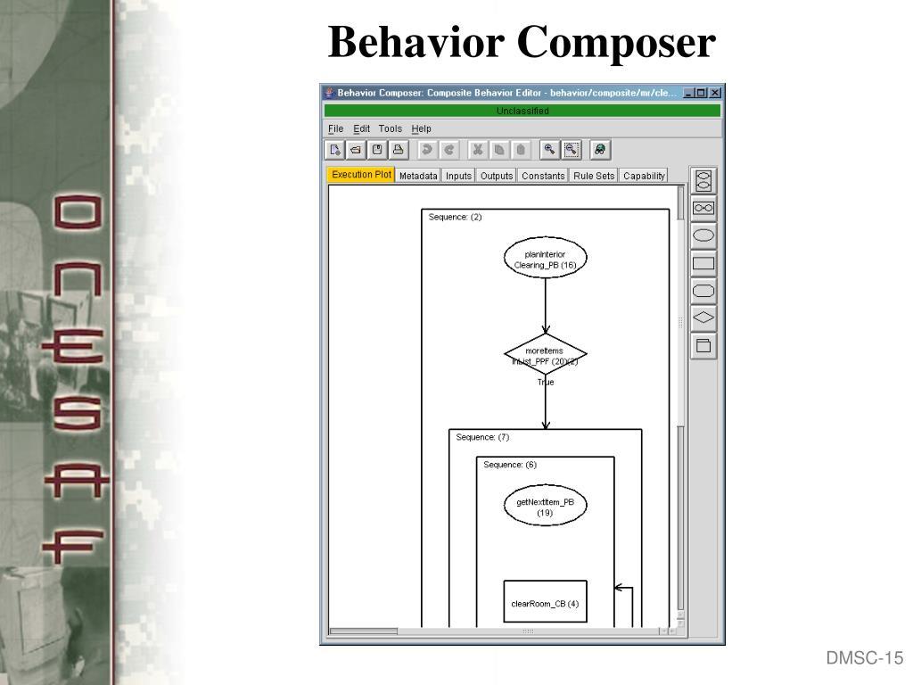 Behavior Composer