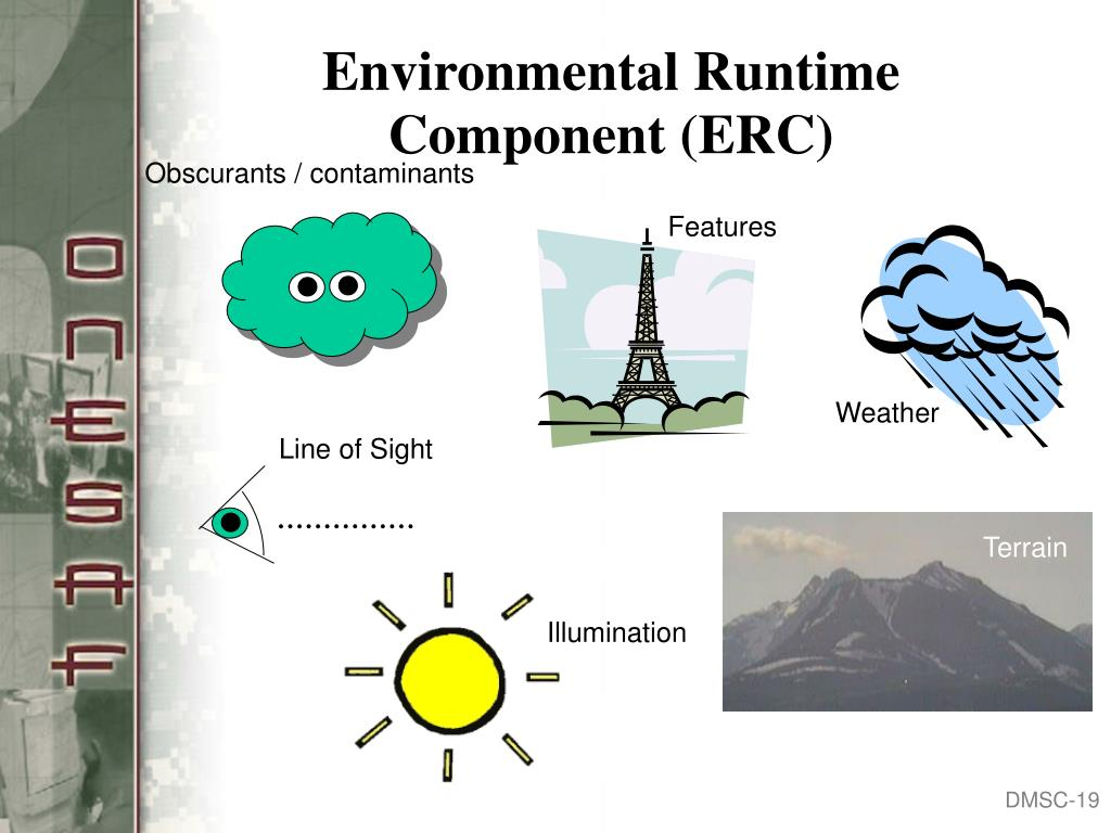 Environmental Runtime Component (ERC)