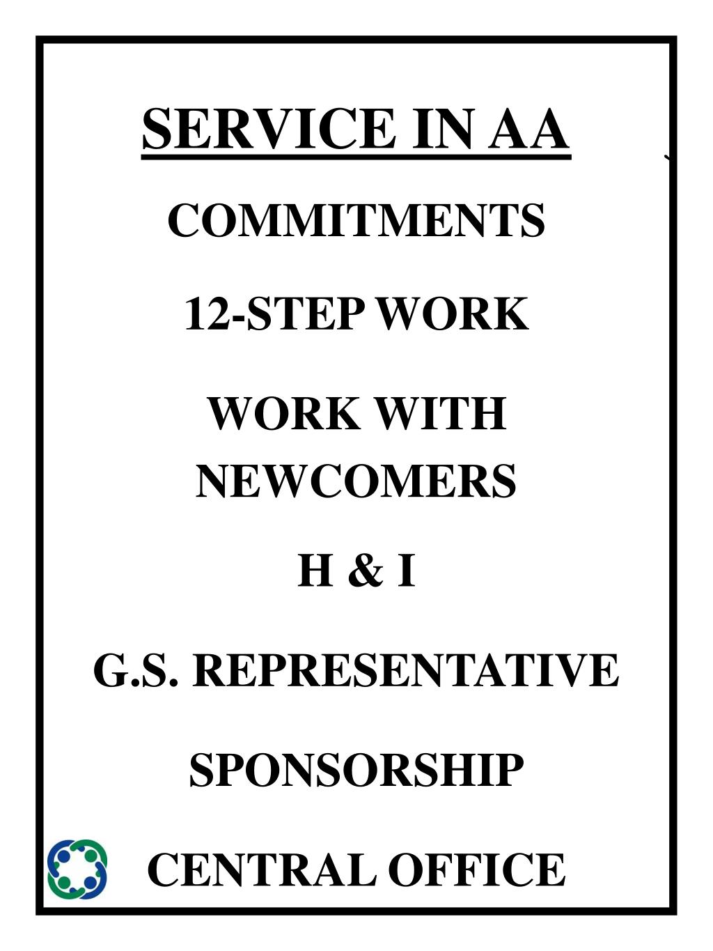 SERVICE IN AA