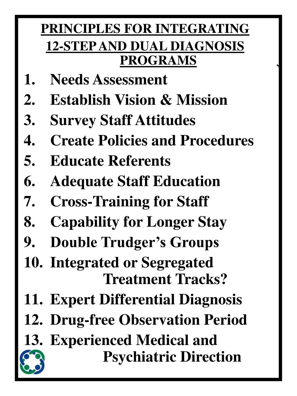 PRINCIPLES FOR INTEGRATING