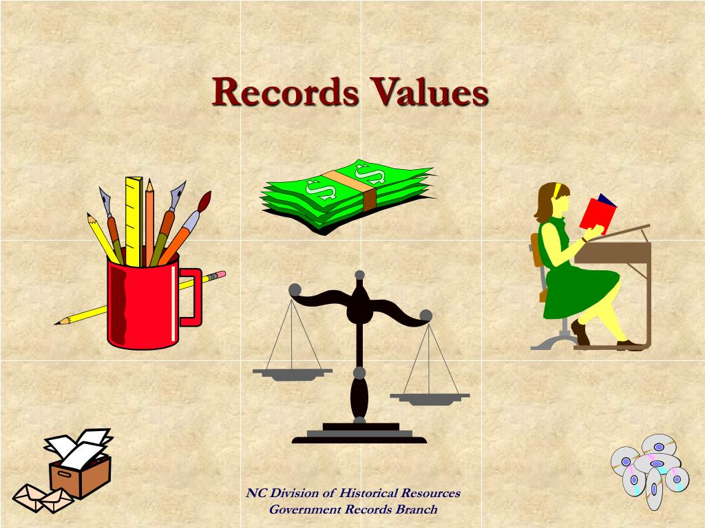 Records Values