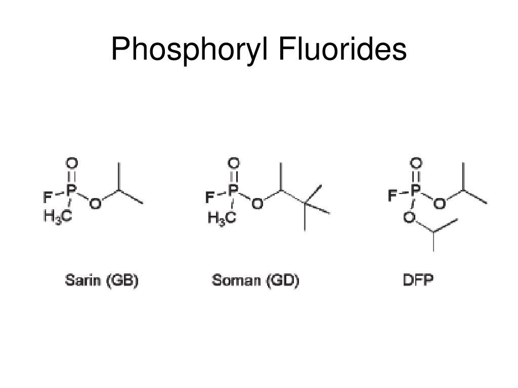 Phosphoryl Fluorides