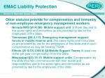 emac liability protection33
