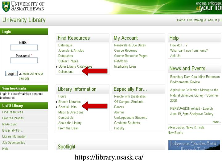 Https://library.usask.ca/