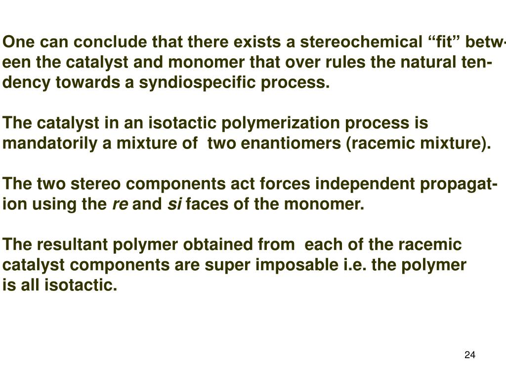 """One can conclude that there exists a stereochemical """"fit"""" betw-"""