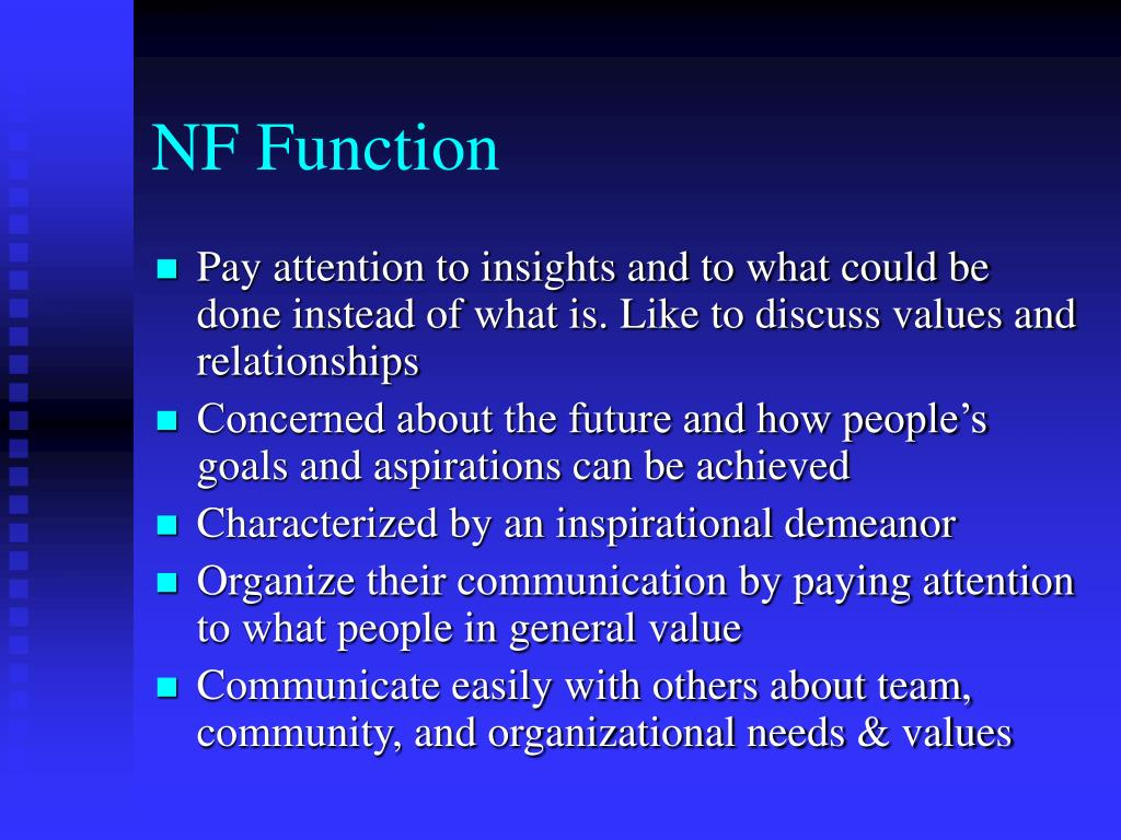 NF Function