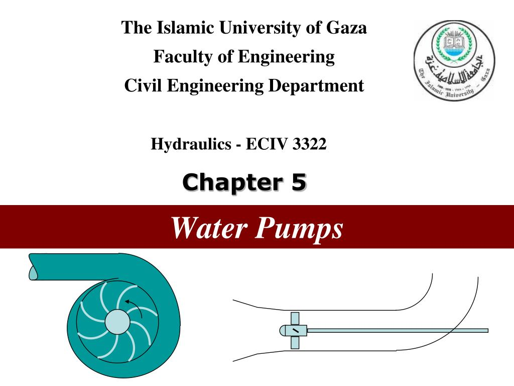 PPT - Water Pumps PowerPoint Presentation - ID:388698