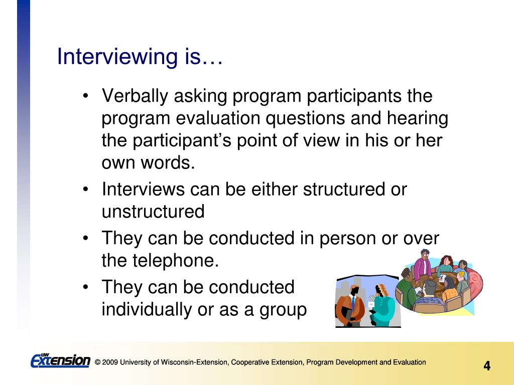 Interviewing is…