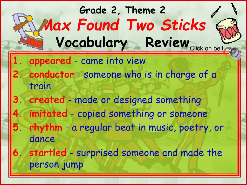 Grade 2, Theme 2