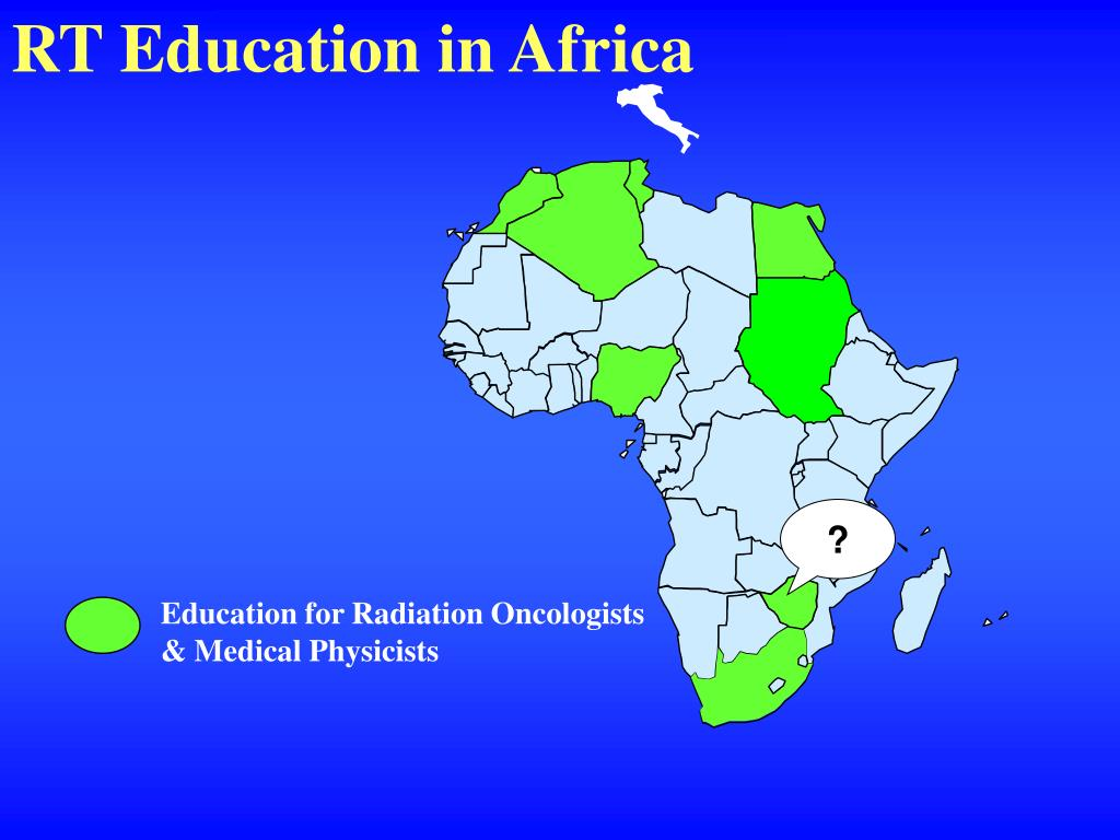 RT Education in Africa
