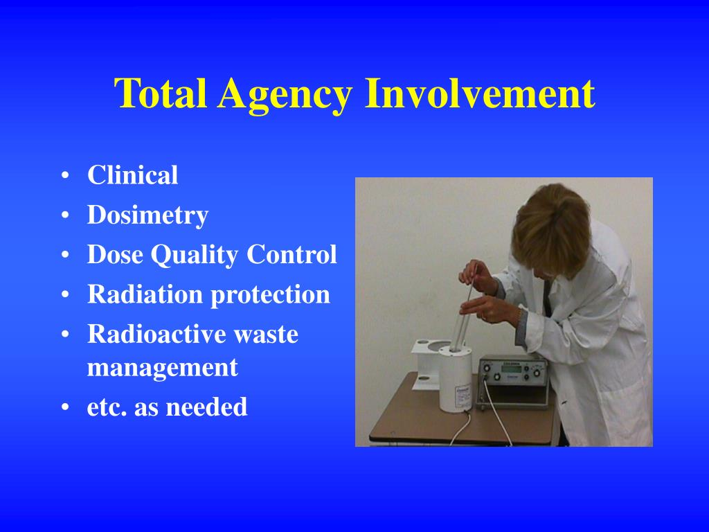 Total Agency Involvement