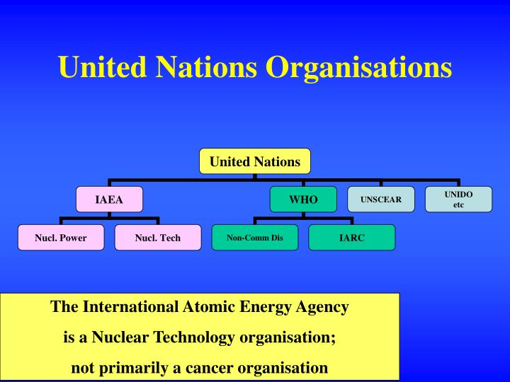 United nations organisations