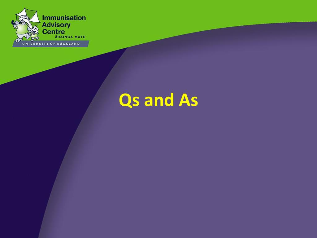 Qs and As