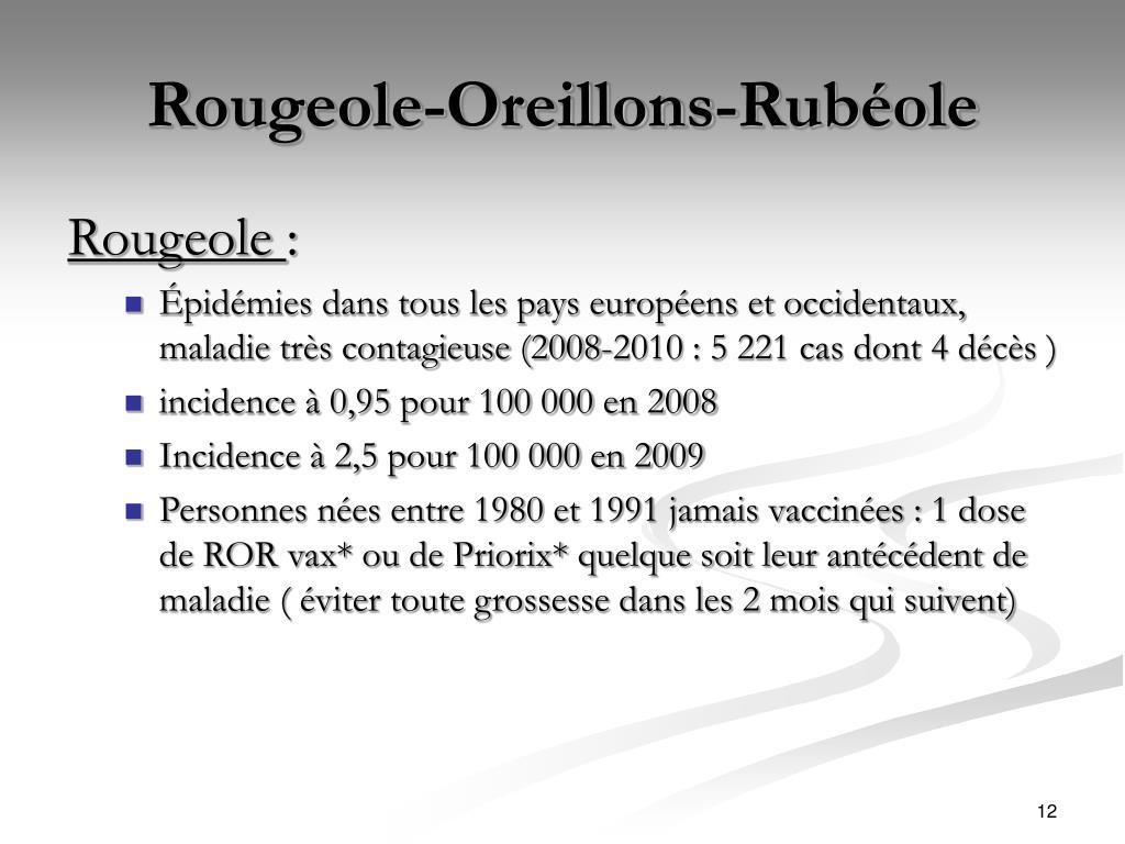 Rougeole-Oreillons-Rubéole
