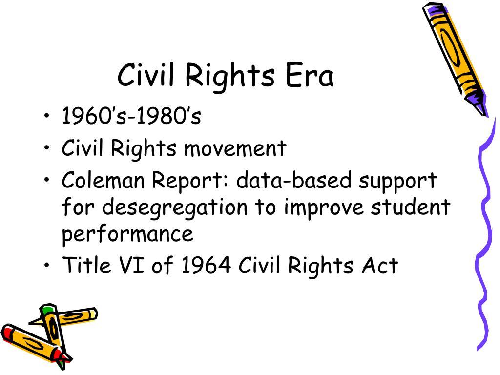 Civil Rights Era