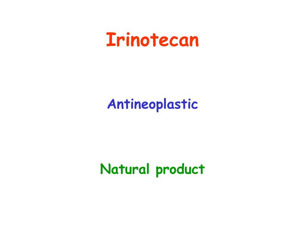 Irinotecan