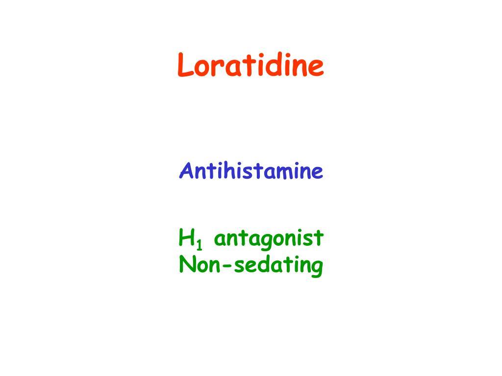 Loratidine