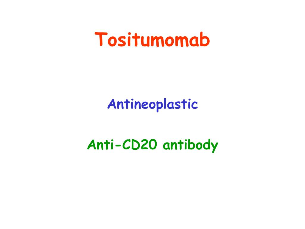 Tositumomab