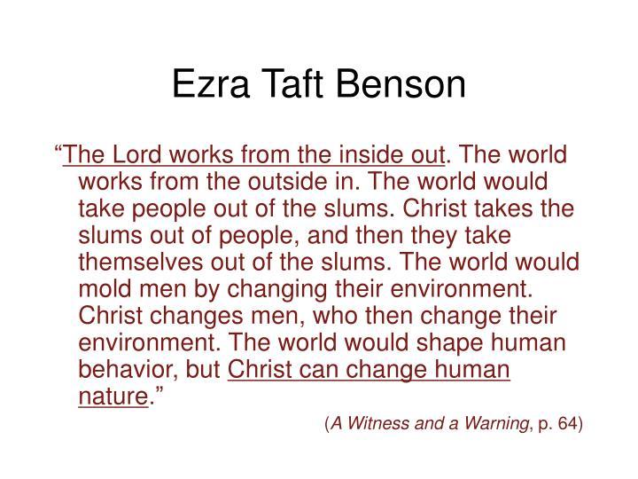 Ezra taft benson2