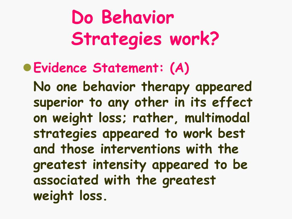 Do Behavior