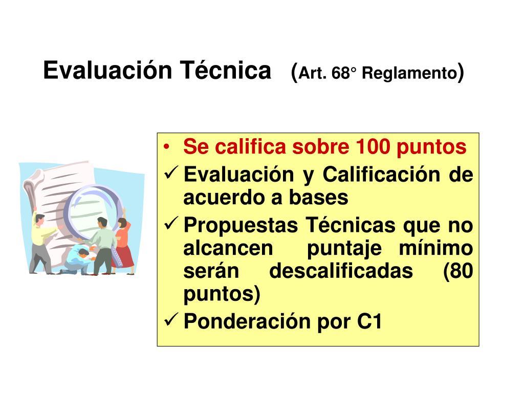Evaluación Técnica