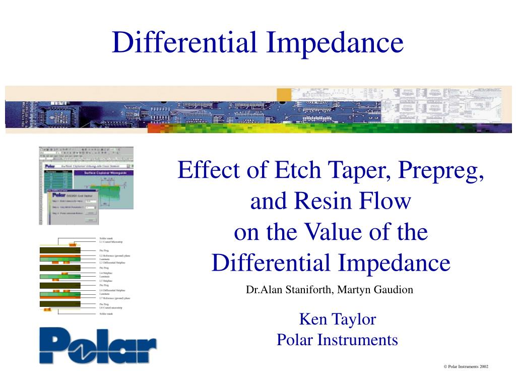 differential impedance