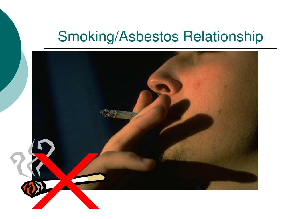 Smoking/Asbestos Relationship