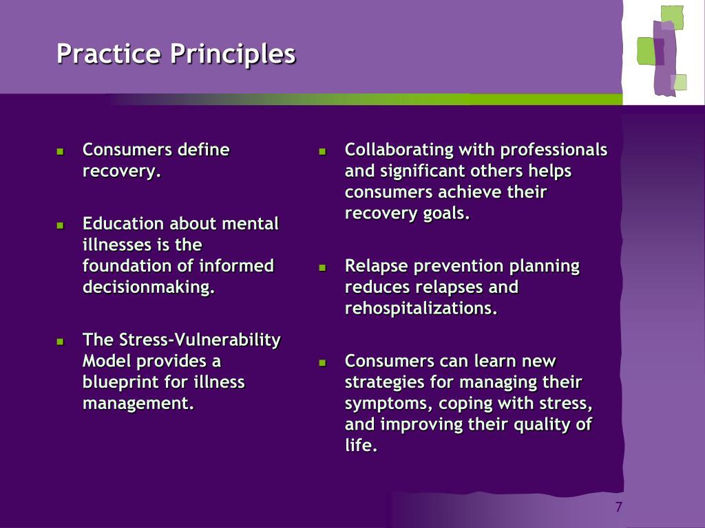 Practice Principles
