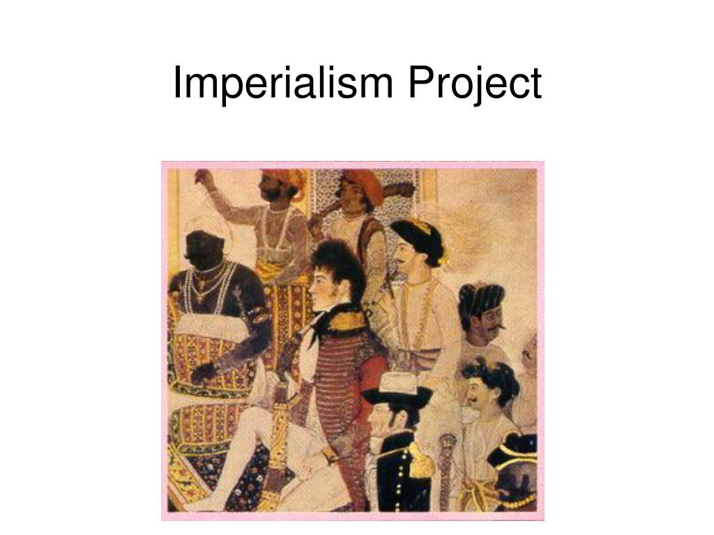 Imperialism Project