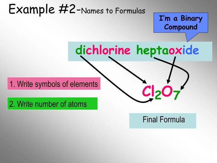 Example #2-